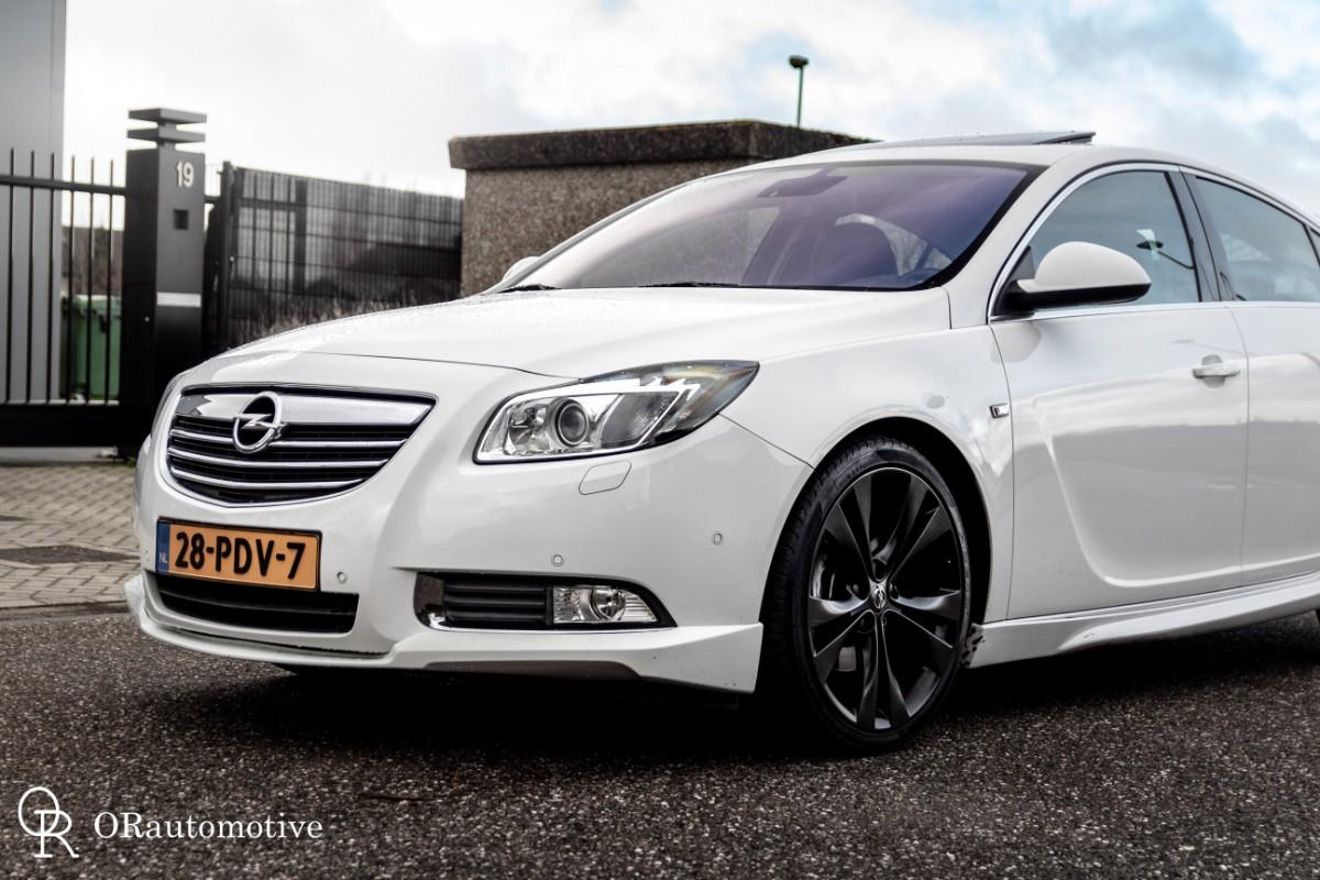 Opel Insignia (2) Met WM