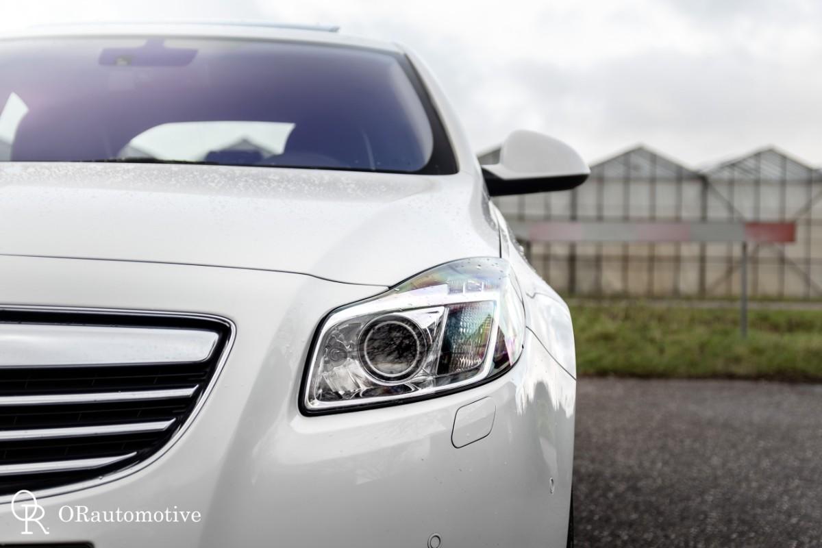 Opel Insignia (4) Met WM
