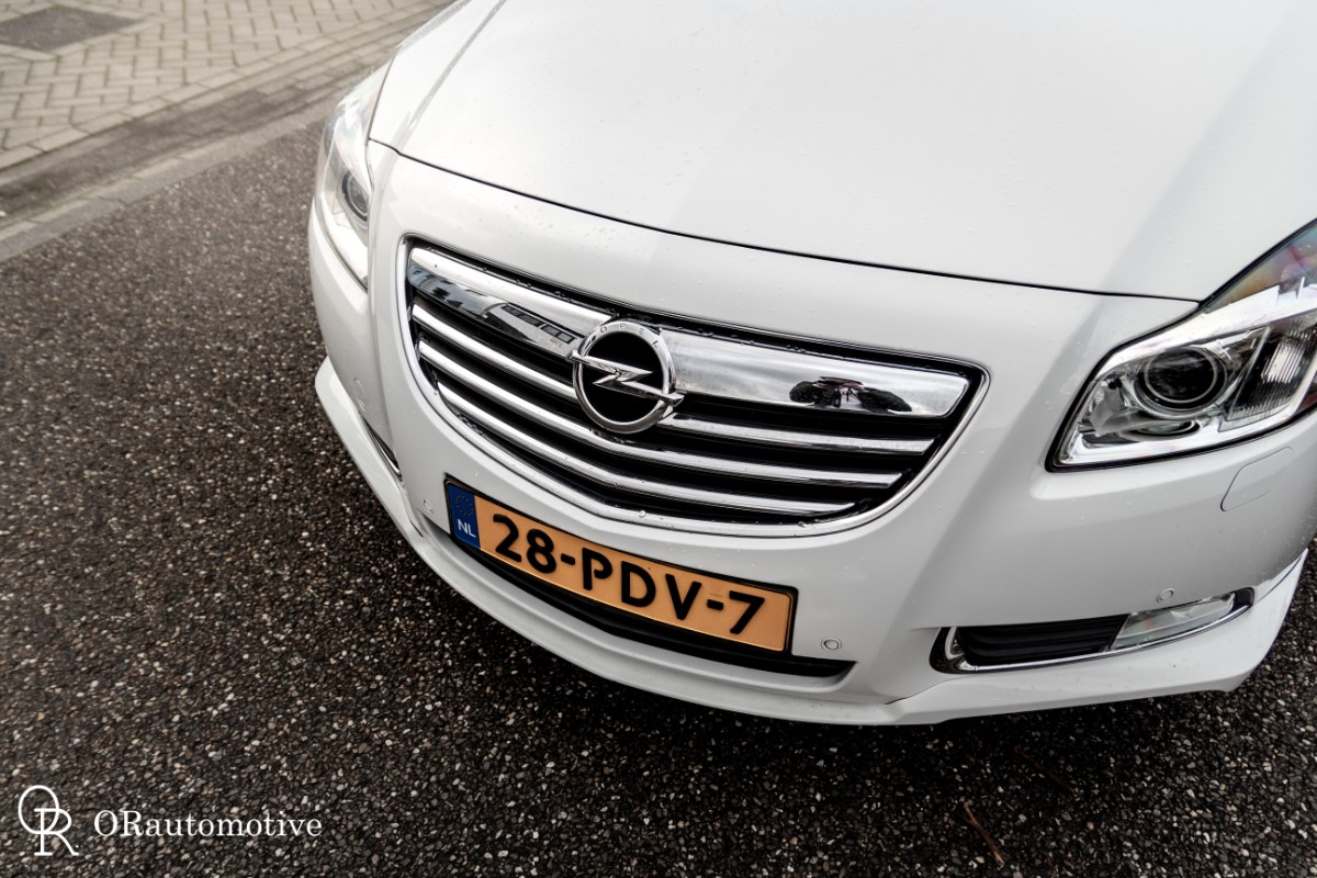 Opel Insignia (5) Met WM
