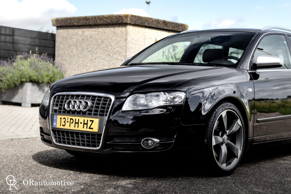 ORshoots - ORautomotive - Audi A4 Avant - Met WM (2)
